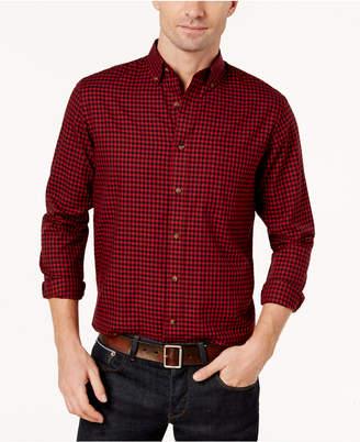 Club Room Men Gingham Shirt