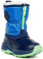 Carter's Carter&s ZipUp Faux Fur Trimmed Weather Boot (Toddler & Little Kid)