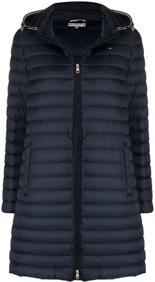 Tommy Hilfiger Hooded Down-Filled Puffer Jacket