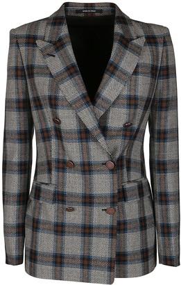 Tagliatore Multicolor Wool Parigi Blazer