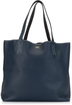 Hermes 2014 pre-owned Double Sens reversible tote