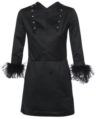 Patou Feather-embellished dress