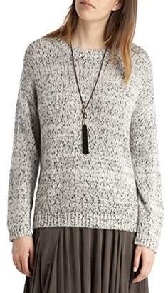 BDBA Women's Sweater Sports Hoodie - Grey - UK 12