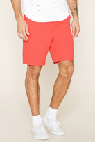 Forever 21 Drawstring Chino Shorts