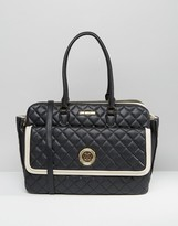 Love Moschino Love Moshchino Quilted Tote Bag