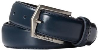 Stacy Adams Men's Plus 30mm Pinseal Leather Belt (Reg & Big Sizes)
