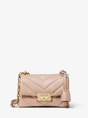 MICHAEL Michael Kors Cece Extra-Small Quilted Leather Crossbody Bag