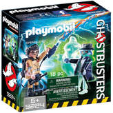 Playmobil GhostbustersTM Spengler with Ghost (9224)