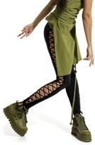 Puma Women's Fenty By Rihanna Side Lace-Up Leggings