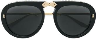 Gucci Aviator Foldable Sunglasses