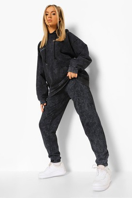 boohoo Acid Wash Limited Collectiontracksuit