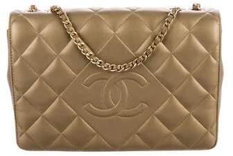 Chanel Diamond Flap Bag