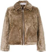 Enfants Riches Deprimes shearling jacket