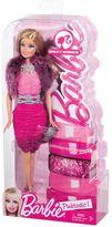 Mattel Barbie Pinktastic Wavy Blonde Doll by