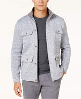 Tasso Elba Men's Fleece Jacket, Created for Macy's