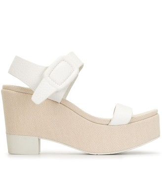 Pedro Garcia Danu wedge heel sandals