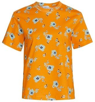 Tanya Taylor Sarah Floral T-Shirt