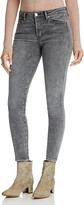 Free People Peyton Skinny Jeans in Grey