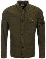 C.P. Company Overshirt Jacket Green