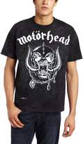 Liquid Blue Men's Motorhead Tie Dye T-Shirt