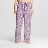 Gilligan & O Women's Floral Pajama Pant - Gilligan & O'Malley
