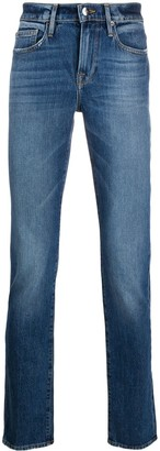 Frame Slim Stretch Jeans