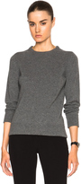 Rosetta Getty Cashmere Merino Crewneck Jumper