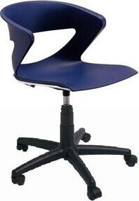 Kicca Task Chair Palmieri Color: Black