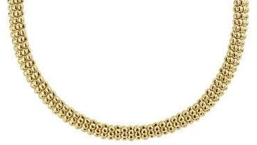 "Lagos 9mm Caviar Rope Necklace, 16""L"