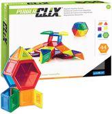 Guidecraft 44-Piece PowerClix® Solids Set