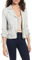 BB Dakota Women's Yohan Cotton Twill Utility Jacket