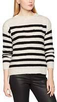 Gestuz Women's Oba Striped Pullover Jumper