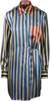 Loewe Stripe Wrap Shirt