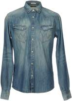 Wrangler Denim shirts - Item 42640273