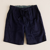 Boys' summerweight pull-on chino short