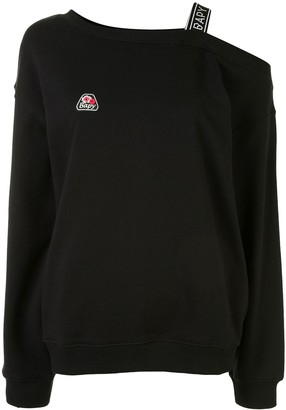 Bapy By *A Bathing Ape® One Shoulder Sweater