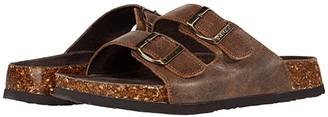 Roper Delilah (Vintage Brown Leather) Women's Sandals