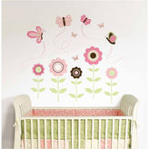 Brewster Wall WallPops Butterfly Garden Wall Art Kit