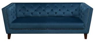 Diamond Sofa Grand Tufted Back Chesterfield Sofa