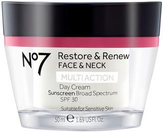 No7 Restore & Renew Face & Neck Multi Day Cream
