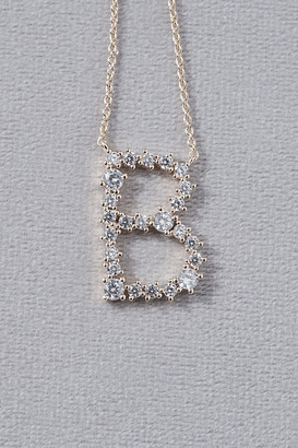 Tai Crystal Monogram Necklace By in Size ALL