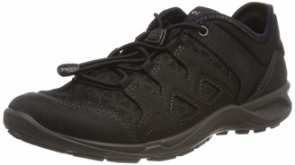 Ecco Low Rise Hiking Shoes Terracruise Lt Womens Grey 7.5 UK