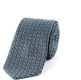 Joe Black Silk Mini Paisley Tie