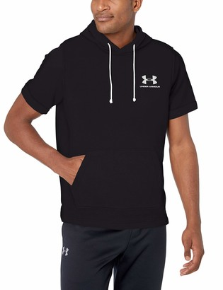 Under Armour Men's Hoodie Short Sleeve Terry UA Sportstyle
