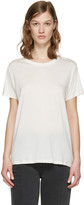 Won Hundred Ivory Emilie T-shirt