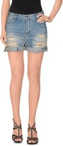 Messagerie Denim shorts - Item 42540449
