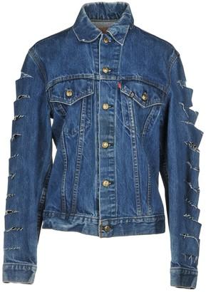 Levi's R13 x Denim outerwear