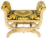 Versace Barocco Bench