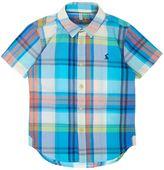 Joules Boys Bright Check Shirt