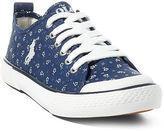 Ralph Lauren Camden Canvas Sneaker